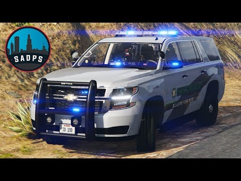 GTA 5 Roleplay | SADPS #24 - Brand New Sheriff's Department!