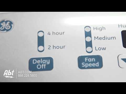 Overview Of ADER30 Dehumidifier By GE