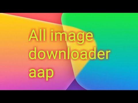 All image downloader app