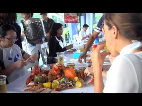 Crab in da bag, the 1st biggest Caboodle Fest in Singapore