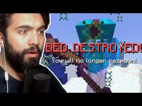ANLAMLANDIRAMADIĞIM FİNAL !!! | Minecraft: BED WARS