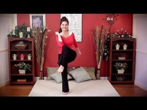 balance exercises for seniors  yoga 101  youtube