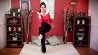 Balance Exercises for Seniors : Yoga 101