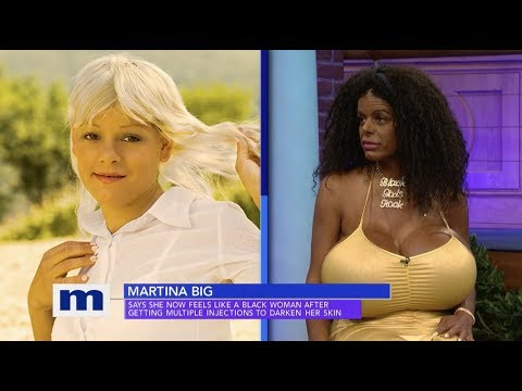The Maury Show   Can You Change Your Race? Watch And Discuss