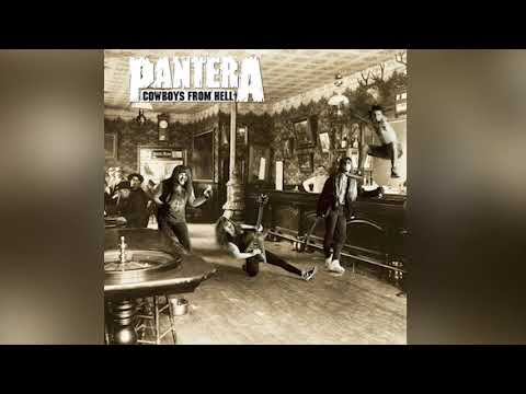 Pantera - Cowboys from Hell (By Illya Sheremetov)