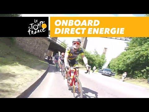 Direct Energie GoPro Highlights - Tour de France 2017