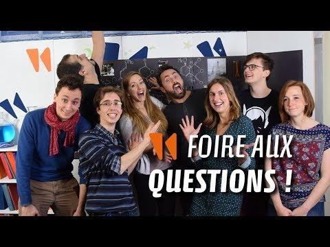 Foire aux questions !