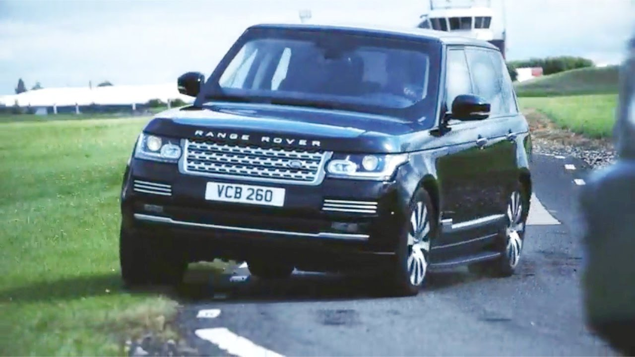 Range Rover Sentinel Luxury Armoured Suv By Land Rover