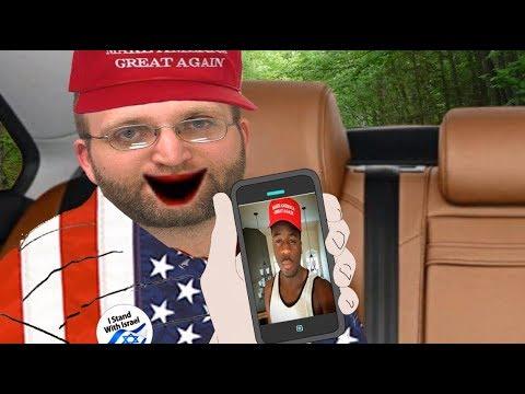 Jim Vs Reddit-R The Donald & Kop Recap (Veetard)