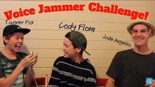 voice jammer challenge