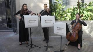 Bittersweet Symphony – The Verve - String Trio Cover by Riverside Ensembles