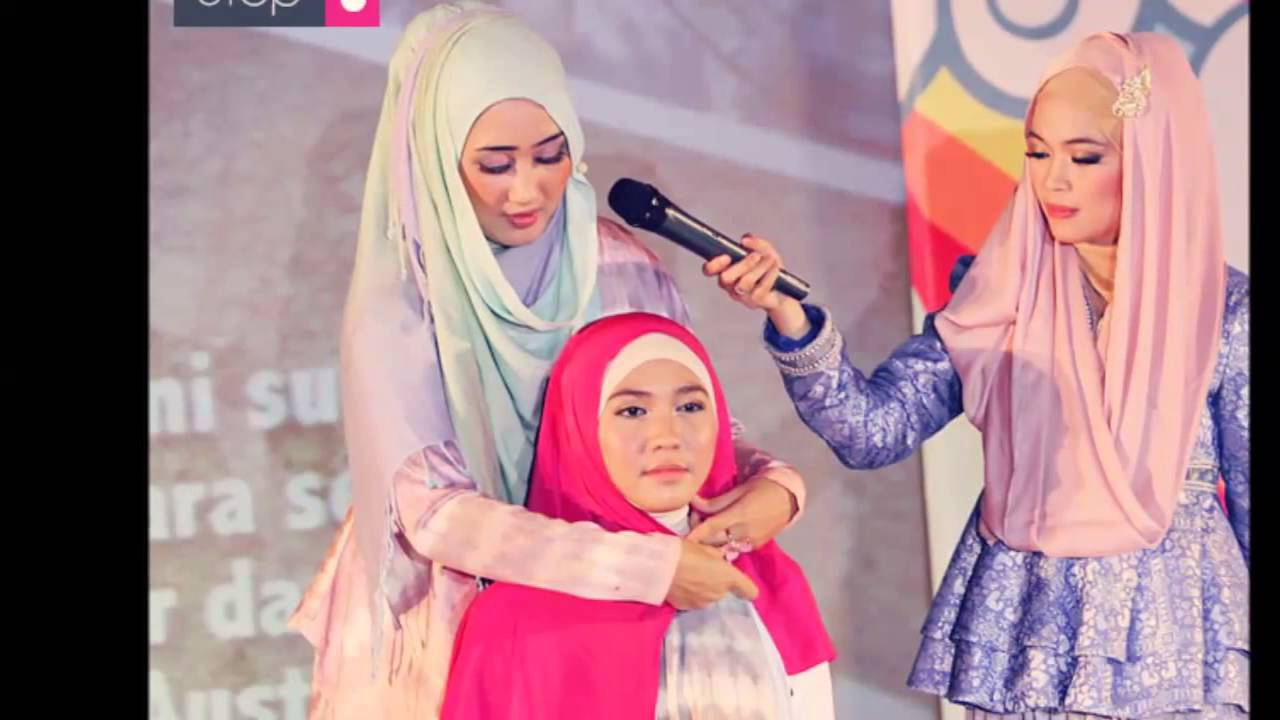 Hijab Tutorial Pashmina YouTube