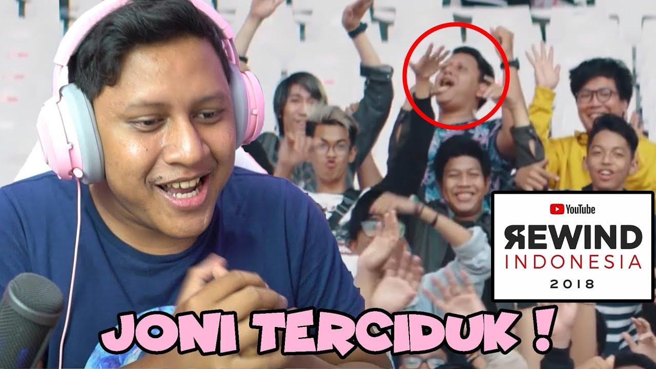 Joni Tercyduck di Youtube Rewind 2018 ?  - Reaction