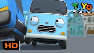 Tayo English Episodes l A sneaky baby car, Bongbong! l Tayo the Little Bus