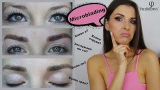 видео микроблейдинг