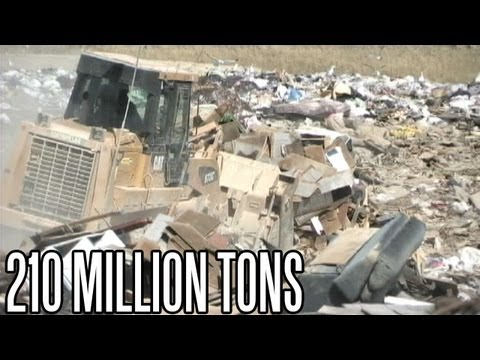210 Million Tons - Documentary about waste in the United States