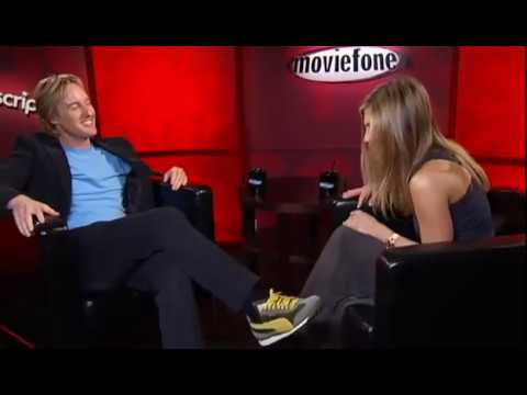 Unscripted with Jennifer Aniston and Owen Wilson
