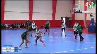سبورتنج و الجزيرة   كرة السلة سيدات