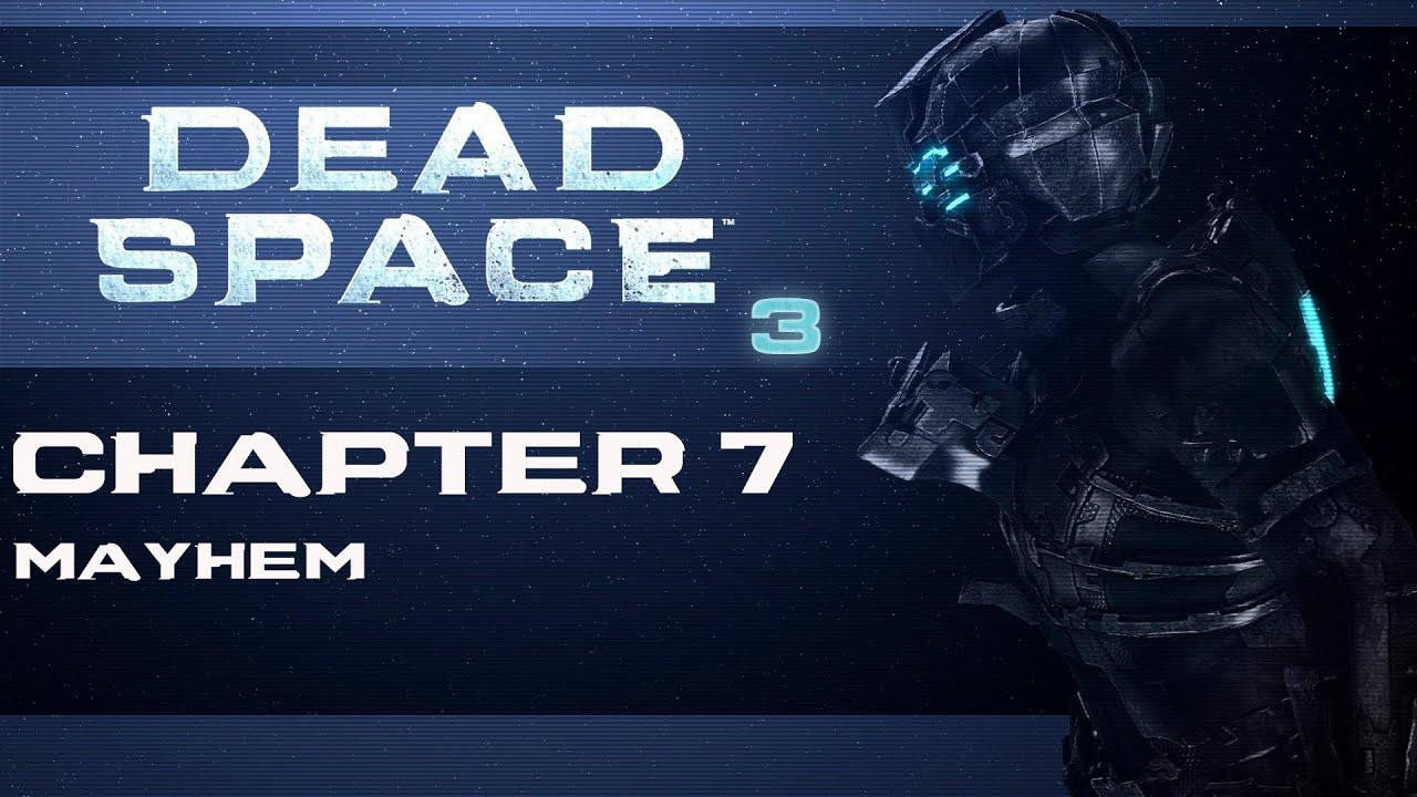 Dead Space - w/ My Girlfriend - Chapter 7 - Part 2 - YouTube
