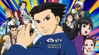 Gyakuten Saiban (Ace Attorney) Season 2 OPENING HD