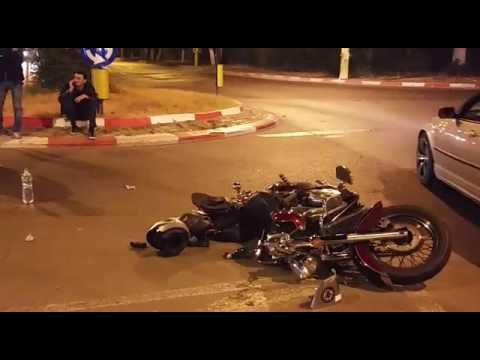 Un Motociclist A Fost Accidentat în Această Seară, Pe Strada Soveja