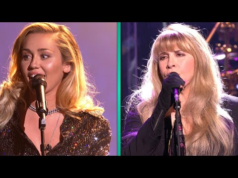 Stevie Nicks Gushes Over 'Fantastic' MusiCares Tribute From Miley Cyrus (Exclusive)