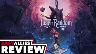 Lost in Random - Easy Allies Review (Video Game Video Review)