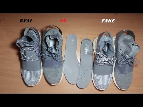 59d611a7073 FAKE VS REAL ADIDAS TUBULAR DOOM PRIME KNIT COMPARSION - YouTube