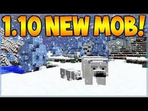 snapshot-1.10-minecraft!-orsi-polari,-blocchi-per-mapmaking-e-molto-altro!!