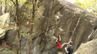Bouldering video: Raining Swiss Holiday Thumbnail