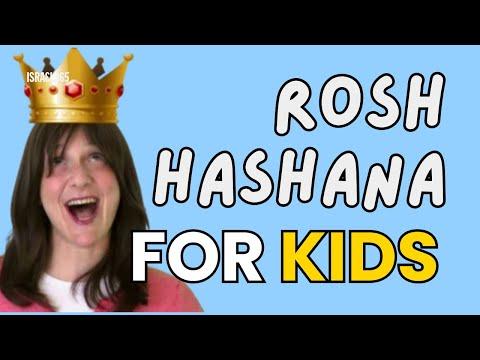 Jumpin' Jerusalem! Rosh Hashana Video for Kids