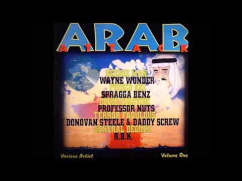 Arab Attack Riddim Mix [Madhouse Records] 1995