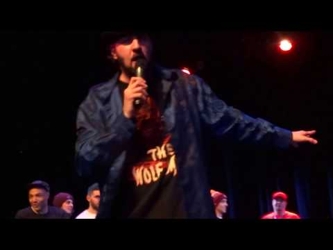 R.A. the Rugged Man HOLLA-LOO-YUH (part 2) Definition of a Rap Flow tour Pittsburgh