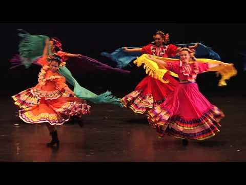 Ballet Folklórico México Danza - Jalisco (San Francisco Ethnic Dance Festival 2016)