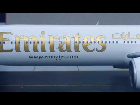 Gemini 200 Emirates B777-300ER Review