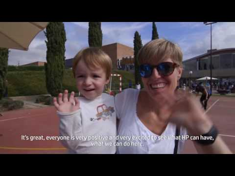 HP Barcelona Charity Day 2016 1080p 25fps H264 128kbit AAC