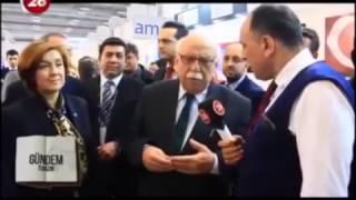 Travel Turkey'de Kültür ve Turizm Bakanı Nabi Avcı Röportajı