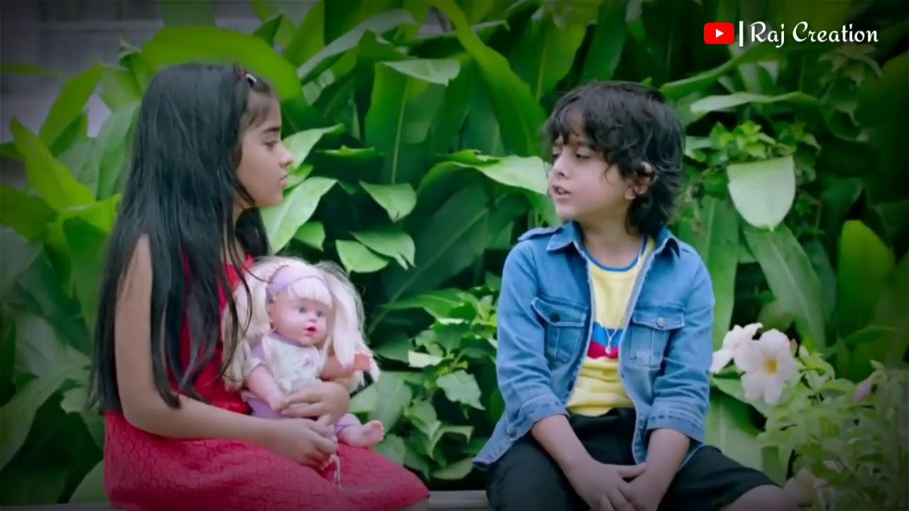 Cute love couples 💘 talking.! Little 😍 Boys and 💗 girl Raj ...