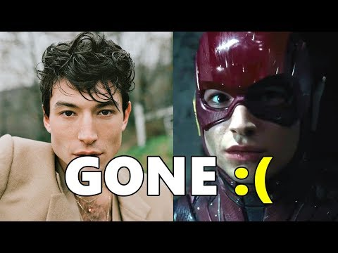 SAD News! Ezra Miller Is Leaving The Flash :( Should They Cast Grant Gustin?
