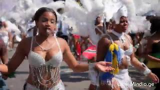 New York Carnival best moments 🌅 Caribbean Dance