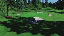 Eugene Country Club 6th Hole