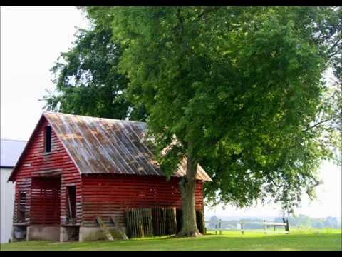 Ashland County, Ohio, U.S.A., Farms. Barns and Scenery