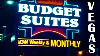 Vegas Extended Stays Weekly-Monthly:  Budget & Emerald Suites from top-buffet.com