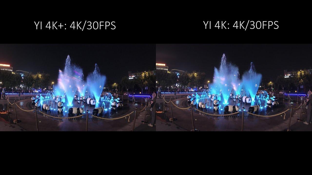 Xiaomi Yi 4K+ Vs Yi 4K - Best Action Camera