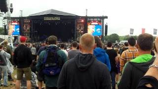 Wanted Dead or Alive - Richie Sambora at the Download Festival 2014