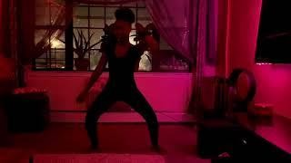 Modern /Media Dance Project S2020 Nyree Chrispin-Harris