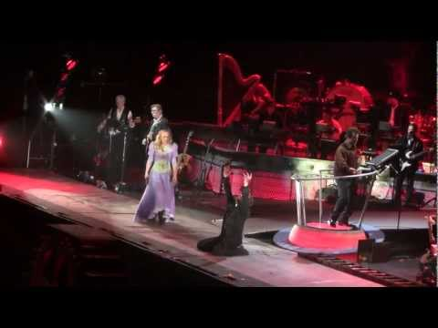 Full 2nd Part of Jeff Wayne's The War Of The Worlds @Ahoy 2012-12-19