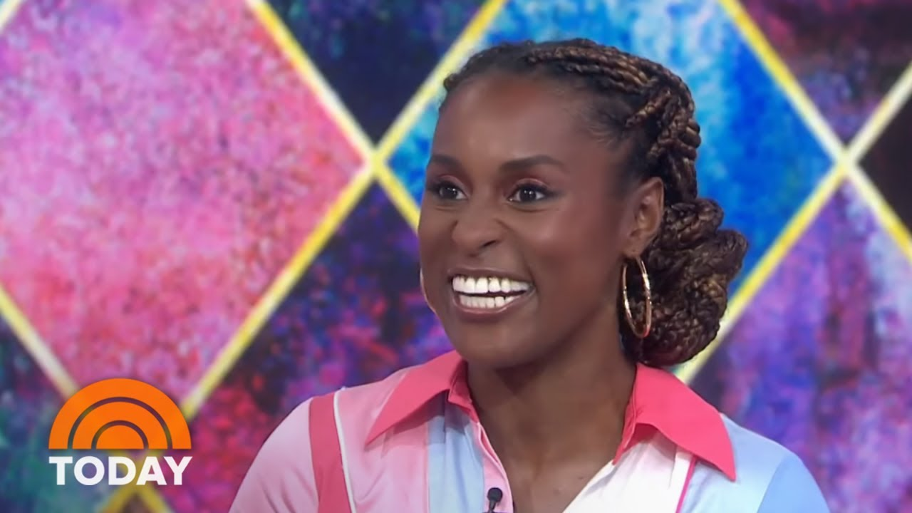 Issa Rae Tells All About 'A Black Lady Sketch Show' | TODAY