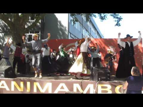 RANCHO FOLCLÓRICO SANTIAGO DE REBORDÕES - SANTO TIRSO