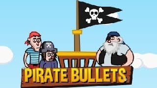 Pirate Bullets Level1-24 Walkthrough